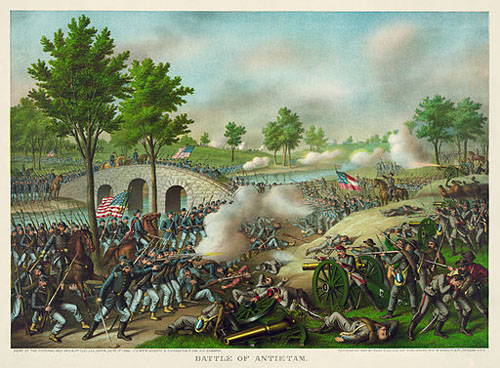 Battle of Antietam 1862
